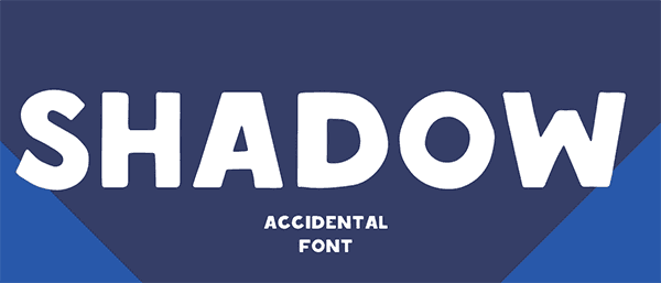 shadow_free_typeface