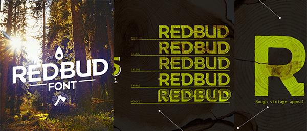 redbud_font